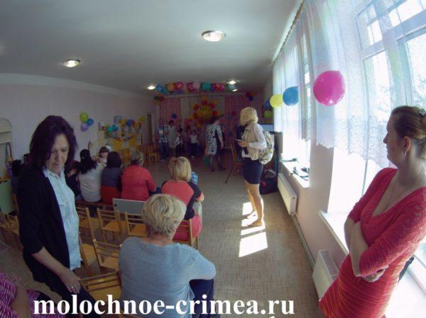 26 мая 2017 года в детском саду села Молочное состоялся торжественный праздник - Информационно ...
